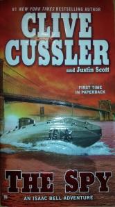 cussler the spy