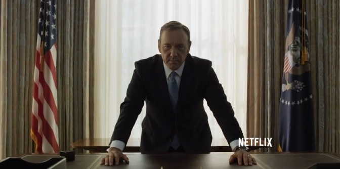 House of Cards – Season 3: The Official Trailer