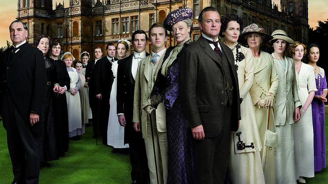 'Downton Abbey' to hit the big screen